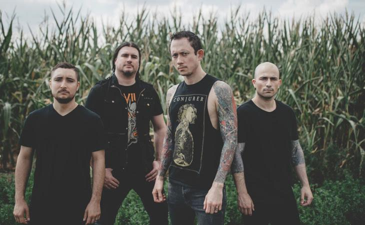 Trivium unica data italiana al Live Music Club