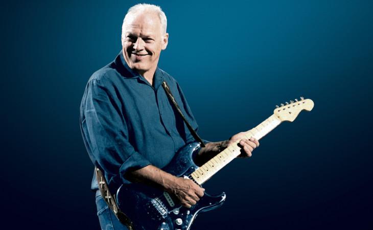David Gilmour all'asta 120 delle sue chitarre