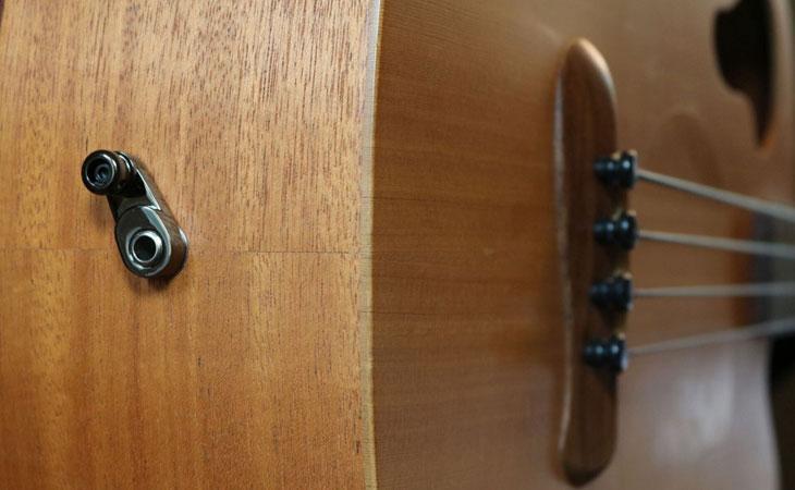 Music Nomad Acousti-Lok: strap lock acustico fai-da-te