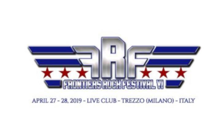Frontiers Rock Festival VI , il 27 e 28 aprile al Live Music Club