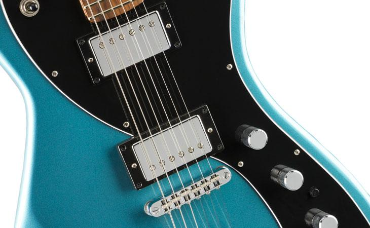 La Fender Meteora HH è qui