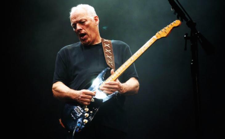 David Gilmour racconta la Black Strat