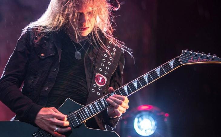 Chitarra ritmica metal: un riff come i Nevermore