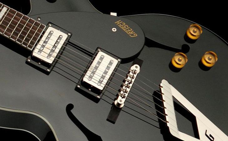 Gretsch sempre più rivolta al rock?