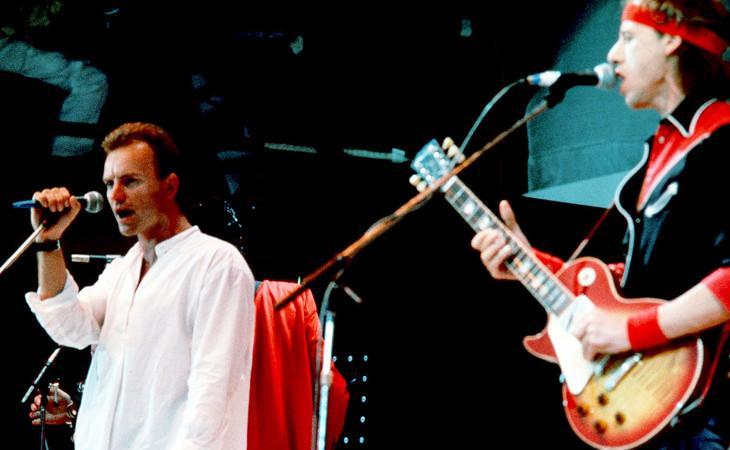 Mark Knopfler spiega perché scelse Sting per