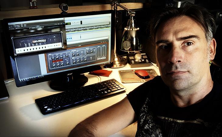 Igor Nembrini, il guru dei Virtual Amp