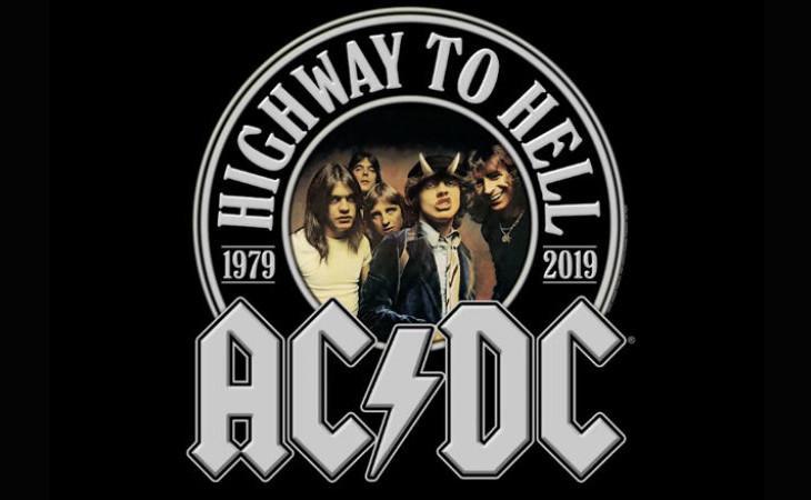 Gli AC/DC celebrano i 40 anni di