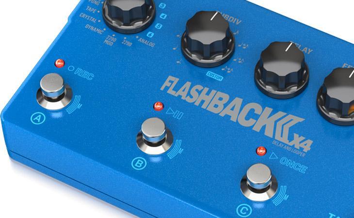 TC aggiorna il Flashback con tre switch MASH