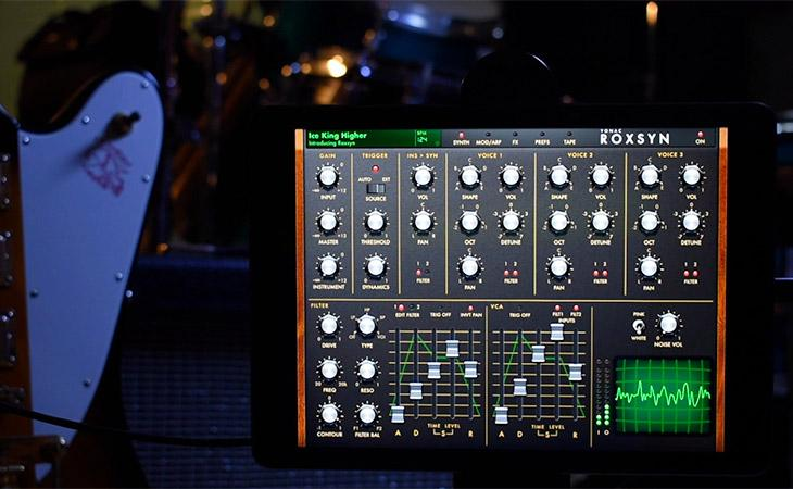 Il guitar synth arriva su iOS senza MIDI