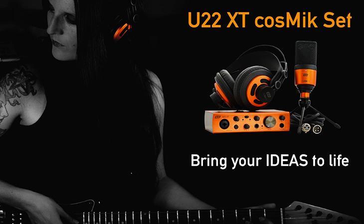 ESI U22 XT cosMik Set