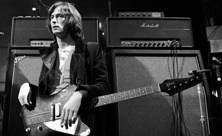 Cool Gear Monday: La Firebird I di Eric Clapton