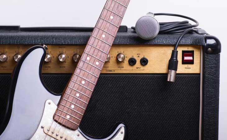 L'ampli cambia voce quando suono in ambienti diversi