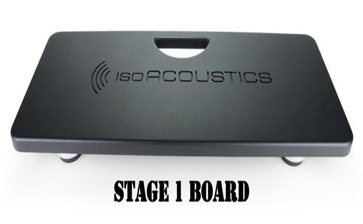 IsoAcoustics Stage 1 Board