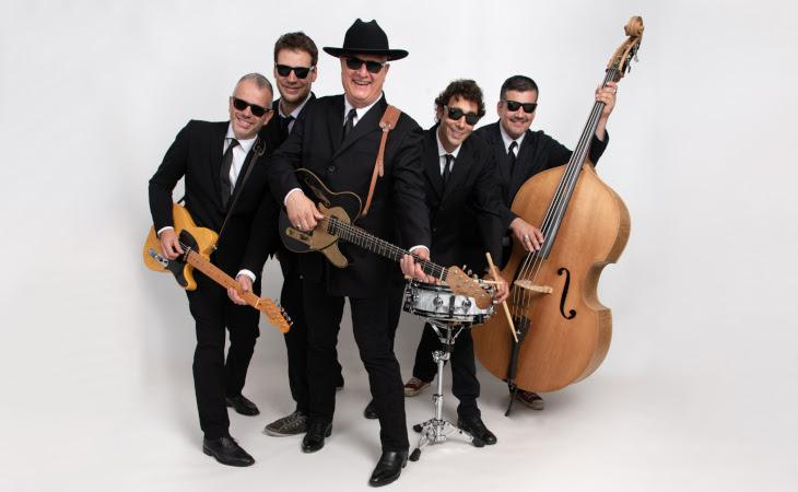 Dr. Feelgood and The Black Billies: nuove date live