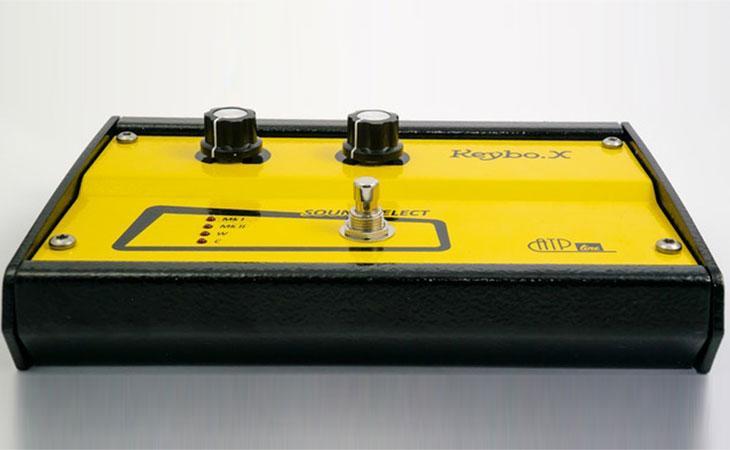 Keybo.X: Sound module italiano dedicato ai tastieristi vintage