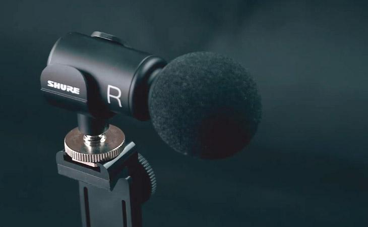 MV88+ Video Kit: qualità Shure nel mondo smart